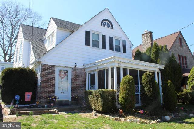 924 Alexander Avenue, DREXEL HILL, PA 19026 (#PADE542470) :: Linda Dale Real Estate Experts