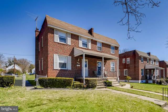 3804 Bayonne Avenue, BALTIMORE, MD 21206 (#MDBA545188) :: Shawn Little Team of Garceau Realty
