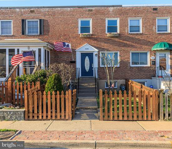 528 E Glendale Avenue, ALEXANDRIA, VA 22301 (#VAAX257876) :: Realty One Group Performance