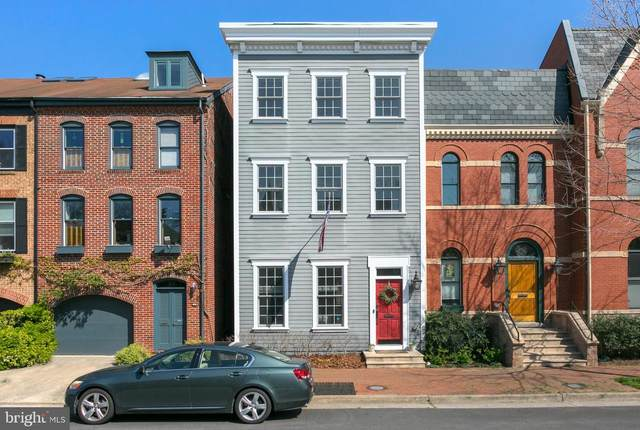 403-A Alfred Street N, ALEXANDRIA, VA 22314 (#VAAX257880) :: City Smart Living