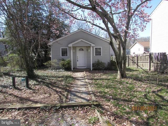 331 Highland Drive, EDGEWATER, MD 21037 (#MDAA463518) :: Crossman & Co. Real Estate