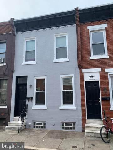 448 Durfor Street, PHILADELPHIA, PA 19148 (#PAPH1001710) :: Ramus Realty Group