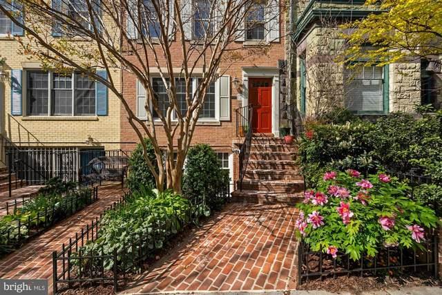 1745 Q Street NW #3, WASHINGTON, DC 20009 (#DCDC514664) :: Crossman & Co. Real Estate