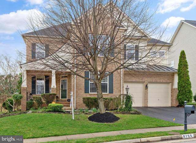 8755 Flowering Dogwood Lane, LORTON, VA 22079 (#VAFX1190088) :: City Smart Living