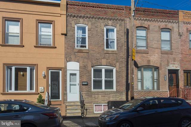 2436 S Percy Street, PHILADELPHIA, PA 19148 (#PAPH1001732) :: Ram Bala Associates | Keller Williams Realty