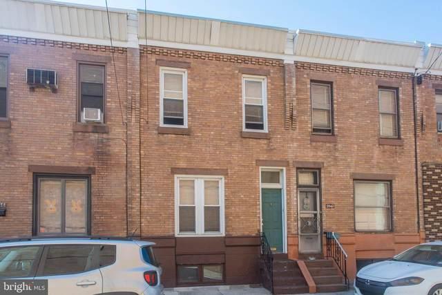 2544 S Bancroft Street, PHILADELPHIA, PA 19145 (#PAPH1001738) :: RE/MAX Main Line