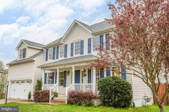 47 Morningmist Drive, FREDERICKSBURG, VA 22406 (#VAST230652) :: Debbie Dogrul Associates - Long and Foster Real Estate