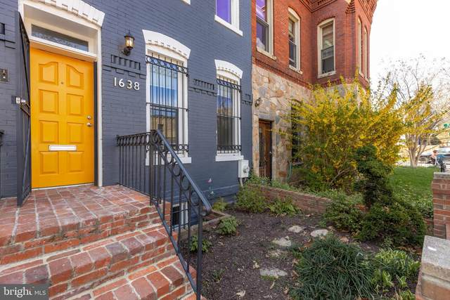 1638 5TH Street NW, WASHINGTON, DC 20001 (#DCDC514684) :: City Smart Living