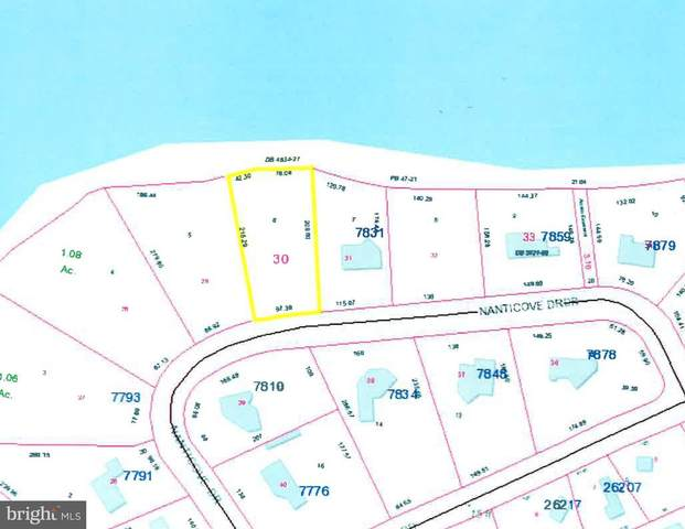 LOT 6 Nanticove Drive, SEAFORD, DE 19973 (#DESU180230) :: Atlantic Shores Sotheby's International Realty