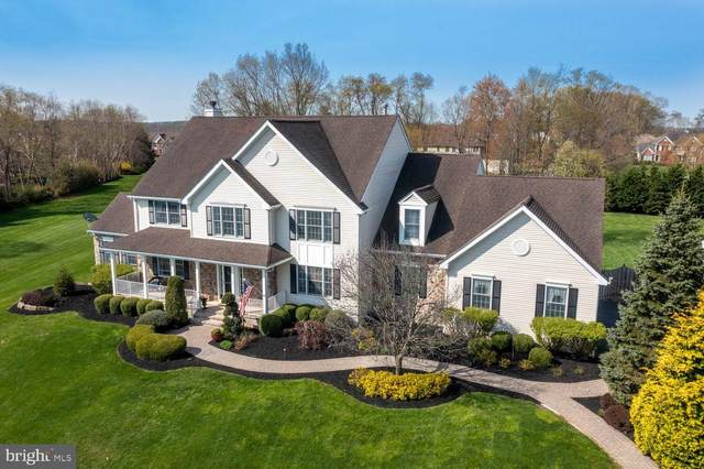 3 Pasture Hill Court, RINGOES, NJ 08551 (MLS #NJHT106988) :: The Sikora Group