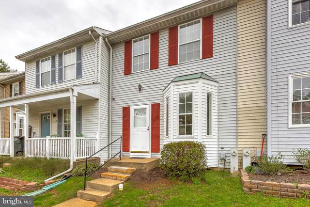 511 Park Manor Circle #27, BEL AIR, MD 21014 (#MDHR258214) :: ExecuHome Realty