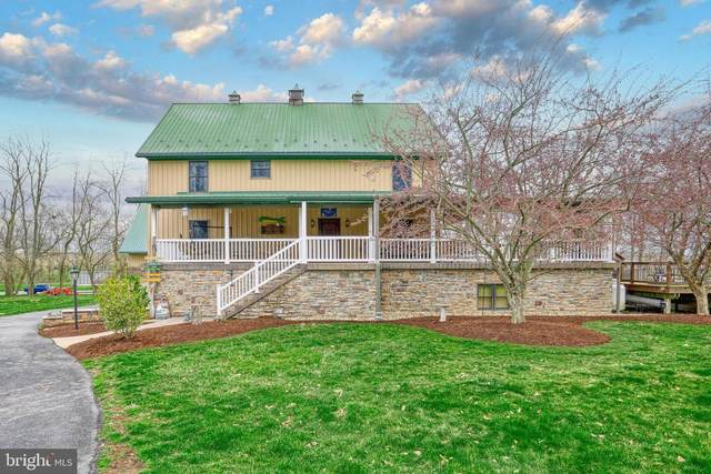 161 Central View Road, DILLSBURG, PA 17019 (#PAYK155514) :: The Jim Powers Team