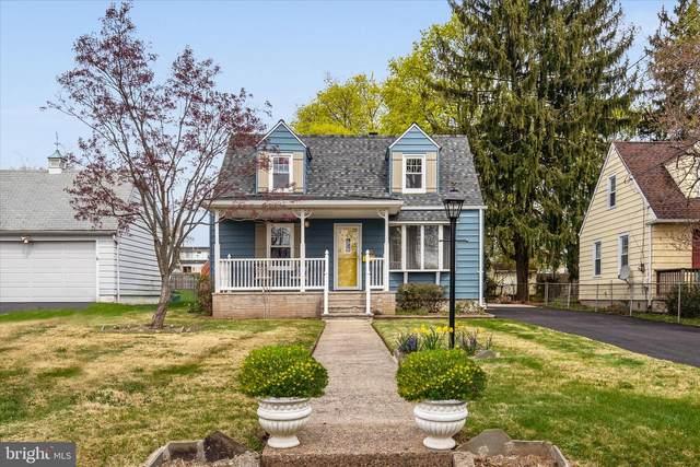 110 Central Avenue, EWING, NJ 08628 (#NJME310046) :: Better Homes Realty Signature Properties