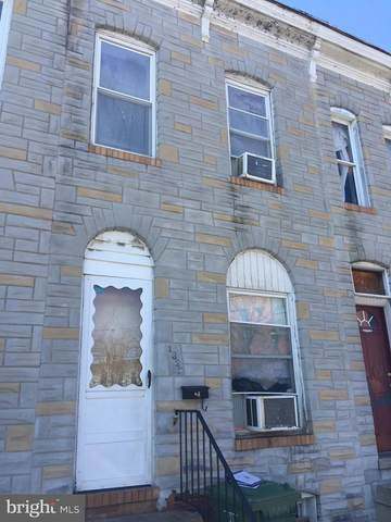 1322 Sargeant Street, BALTIMORE, MD 21223 (#MDBA545252) :: Colgan Real Estate