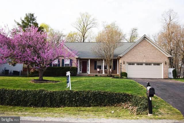 77 Cardinal Forest Drive, FREDERICKSBURG, VA 22406 (#VAST230656) :: SURE Sales Group