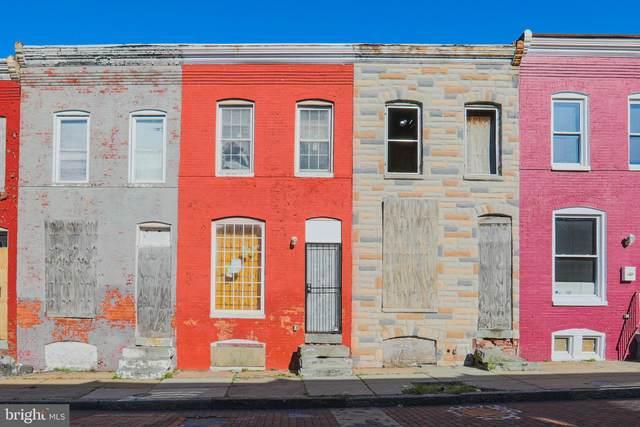 1715 N Port Street, BALTIMORE, MD 21213 (#MDBA545262) :: Colgan Real Estate