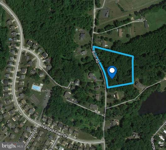 Bush Road, ABINGDON, MD 21009 (#MDHR258220) :: CENTURY 21 Core Partners
