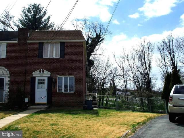 1823 Cricket Lane, FOLCROFT, PA 19032 (#PADE542498) :: Colgan Real Estate