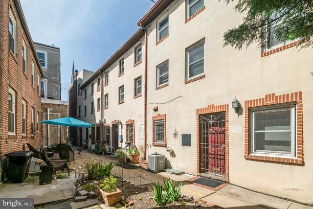 707 N 3RD Street D, PHILADELPHIA, PA 19123 (#PAPH1001828) :: Keller Williams Realty - Matt Fetick Team