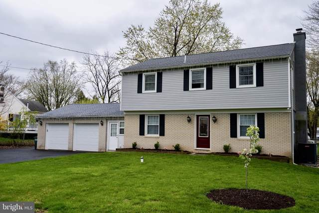 50 Dolton Road, FEASTERVILLE TREVOSE, PA 19053 (#PABU523664) :: Better Homes Realty Signature Properties