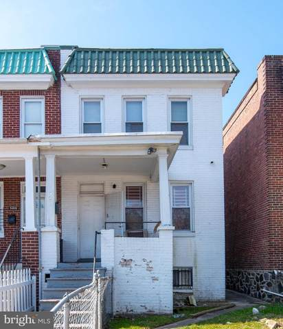 5212 Cuthbert Avenue, BALTIMORE, MD 21215 (#MDBA545284) :: Advance Realty Bel Air, Inc