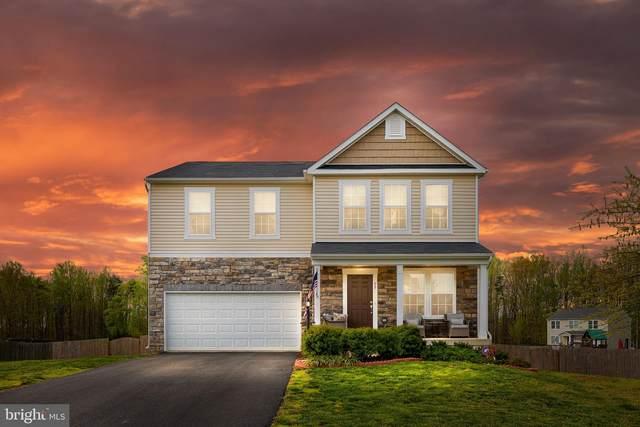 95 Royal Crescent Way, FREDERICKSBURG, VA 22406 (#VAST230666) :: Crossman & Co. Real Estate