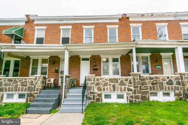2633 Kirk Avenue, BALTIMORE, MD 21218 (MLS #MDBA545288) :: Maryland Shore Living | Benson & Mangold Real Estate