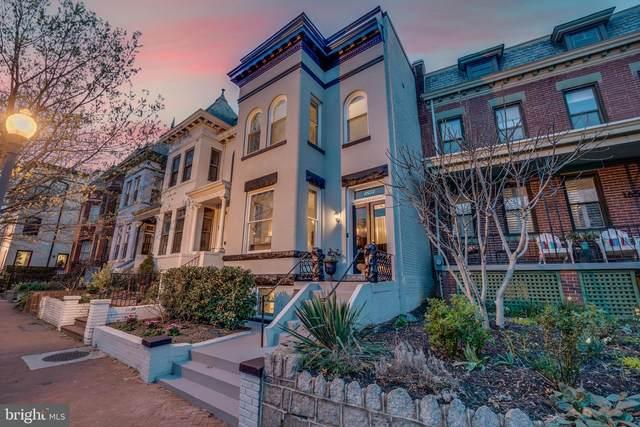 1854 3RD Street NW, WASHINGTON, DC 20001 (#DCDC514728) :: City Smart Living