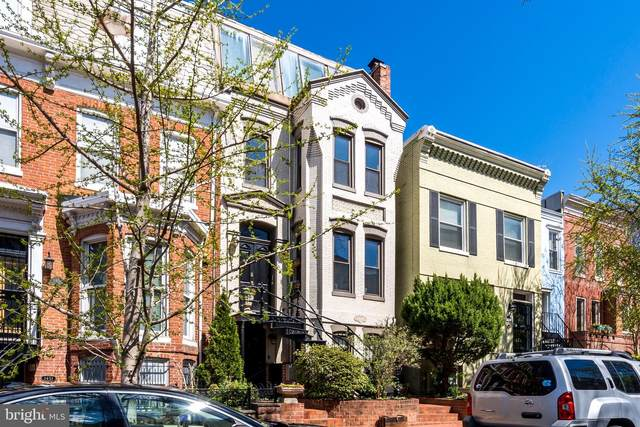 1449 Corcoran Street NW #2, WASHINGTON, DC 20009 (#DCDC514732) :: Colgan Real Estate