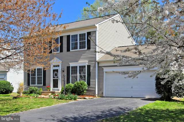 14871 Harvest Moon Lane, WOODBRIDGE, VA 22193 (#VAPW518516) :: Crossman & Co. Real Estate
