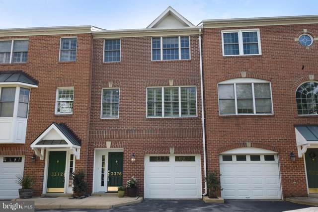 3376 5TH Street S, ARLINGTON, VA 22204 (#VAAR178840) :: Dart Homes