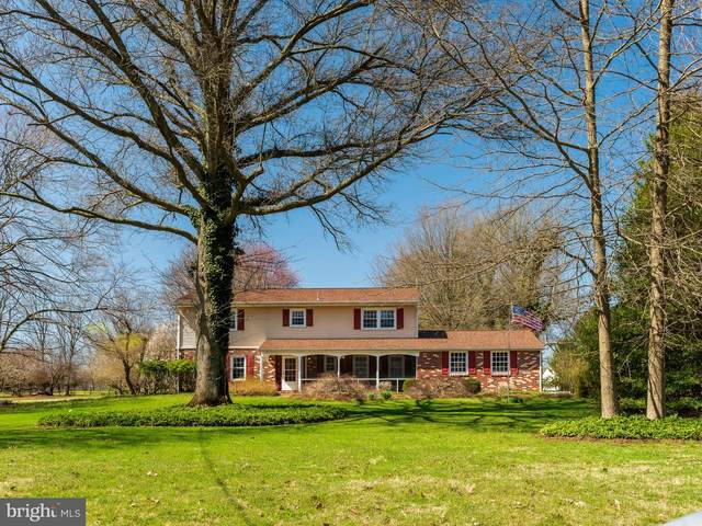 1225 Street Road, CHESTER SPRINGS, PA 19425 (#PACT532572) :: Keller Williams Real Estate