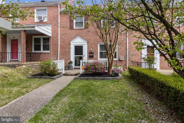 3813 Rexmere Road, BALTIMORE, MD 21218 (#MDBA545300) :: City Smart Living