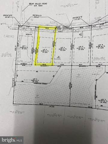 Lot 3 Main, FORT LOUDON, PA 17224 (#PAFL178898) :: The Redux Group