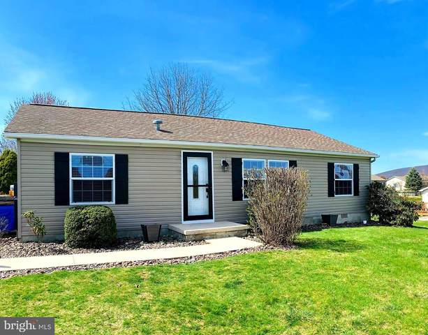 161 New Lane, CHAMBERSBURG, PA 17202 (#PAFL178900) :: Realty ONE Group Unlimited