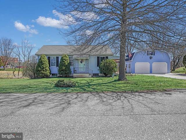 2411 Brooklyn Road, DOVER, PA 17315 (#PAYK155532) :: The Joy Daniels Real Estate Group
