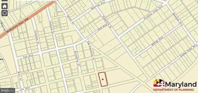 Lots 254-255 Pershing Street, CRESAPTOWN, MD 21502 (#MDAL136554) :: LoCoMusings