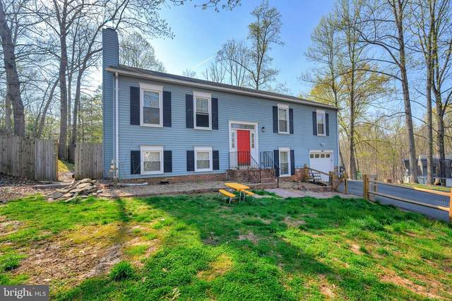 201 Midshipman Circle, STAFFORD, VA 22554 (#VAST230674) :: Realty One Group Performance