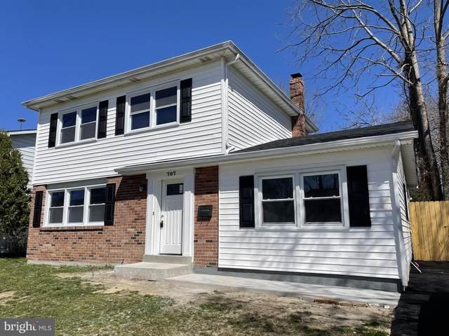 707 N West Street, DOVER, DE 19904 (MLS #DEKT247628) :: Maryland Shore Living | Benson & Mangold Real Estate