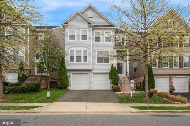 3149 Eagle Ridge Drive, WOODBRIDGE, VA 22191 (#VAPW518528) :: Dart Homes