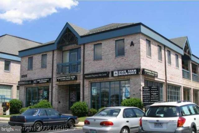 8305 Richmond Highway 13 A, 4A, ALEXANDRIA, VA 22309 (#VAFX1190236) :: Debbie Dogrul Associates - Long and Foster Real Estate