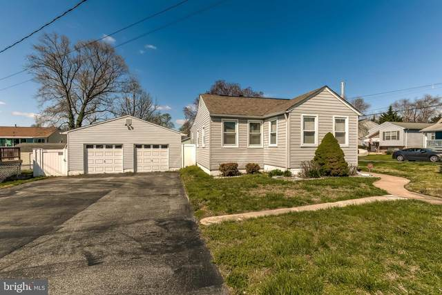 112 Glenmont Avenue, GLEN BURNIE, MD 21061 (#MDAA463588) :: Crossman & Co. Real Estate