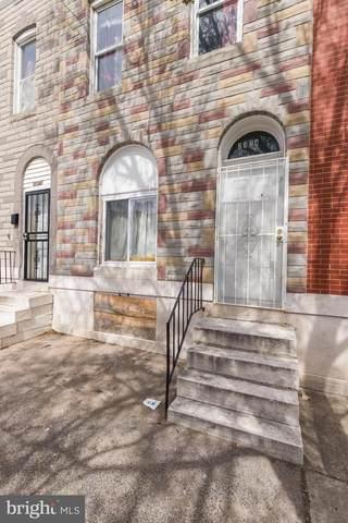 2324 E Hoffman Street, BALTIMORE, MD 21213 (#MDBA545314) :: Colgan Real Estate