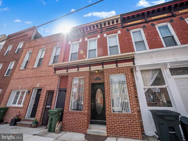 1202 S Clinton Street, BALTIMORE, MD 21224 (#MDBA545318) :: Revol Real Estate