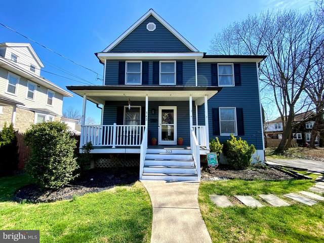 313 W Ridley Avenue, NORWOOD, PA 19074 (#PADE542518) :: The Matt Lenza Real Estate Team