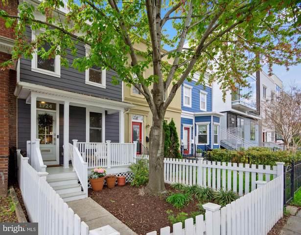 1724 6TH Street NW, WASHINGTON, DC 20001 (#DCDC514760) :: LoCoMusings