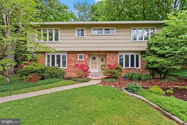 6 Gruenther Court, ROCKVILLE, MD 20851 (#MDMC750918) :: Murray & Co. Real Estate