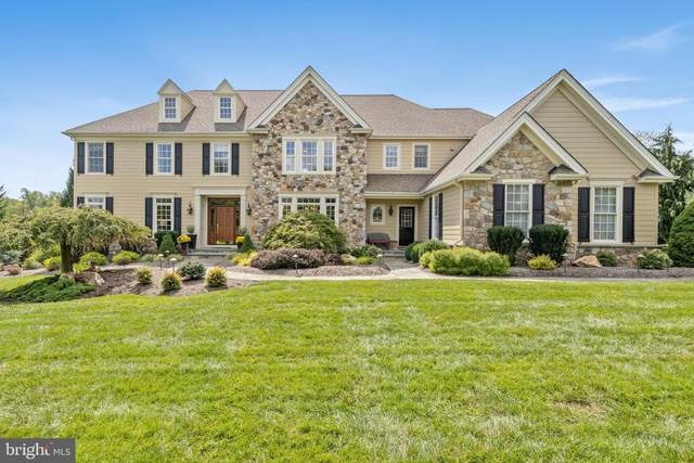 1715 Chantilly Lane, CHESTER SPRINGS, PA 19425 (#PACT532590) :: Keller Williams Real Estate
