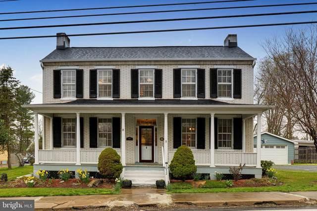 3632 Buckeystown Pike, BUCKEYSTOWN, MD 21717 (#MDFR279970) :: Crossman & Co. Real Estate