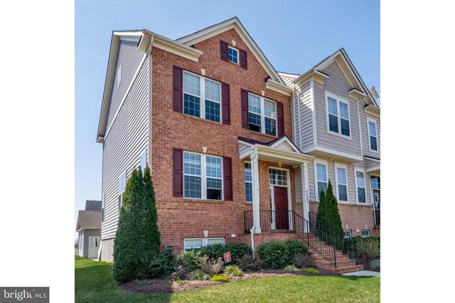 732 Potomac View Parkway, BRUNSWICK, MD 21716 (#MDFR279974) :: Berkshire Hathaway HomeServices McNelis Group Properties